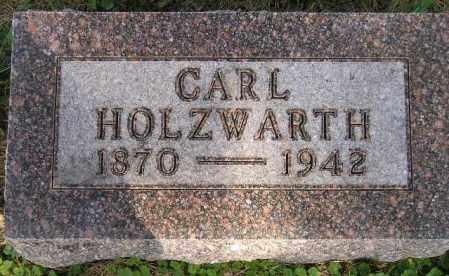 HOLZWARTH, CARL - Codington County, South Dakota   CARL HOLZWARTH - South Dakota Gravestone Photos