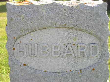 HUBBARD, FAMILY STONE - Codington County, South Dakota | FAMILY STONE HUBBARD - South Dakota Gravestone Photos