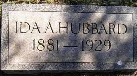 IBBETSON HUBBARD, IDA A. - Codington County, South Dakota | IDA A. IBBETSON HUBBARD - South Dakota Gravestone Photos
