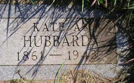 HUBBARD, KATE ALICE - Codington County, South Dakota | KATE ALICE HUBBARD - South Dakota Gravestone Photos