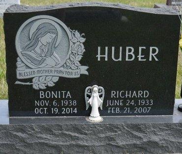HUBER, RICHARD - Codington County, South Dakota | RICHARD HUBER - South Dakota Gravestone Photos