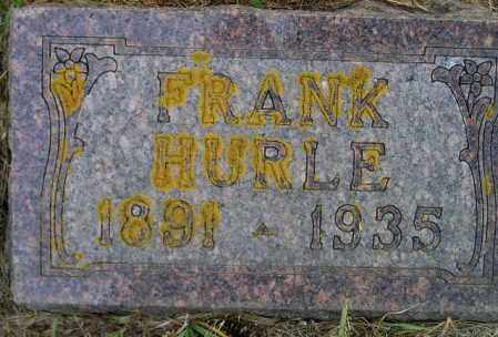 HURLE, FRANK - Codington County, South Dakota | FRANK HURLE - South Dakota Gravestone Photos