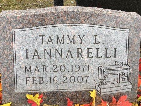 IANNARELLI, TAMMY LE MARIE - Codington County, South Dakota   TAMMY LE MARIE IANNARELLI - South Dakota Gravestone Photos