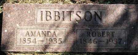 IBBITSON, ROBERT - Codington County, South Dakota | ROBERT IBBITSON - South Dakota Gravestone Photos