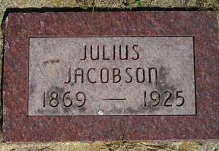 JACOBSON, JULIUS - Codington County, South Dakota   JULIUS JACOBSON - South Dakota Gravestone Photos