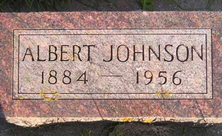 JOHNSON, ALBERT - Codington County, South Dakota | ALBERT JOHNSON - South Dakota Gravestone Photos