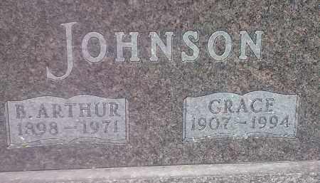 JOHNSON, ARTHUR B - Codington County, South Dakota | ARTHUR B JOHNSON - South Dakota Gravestone Photos