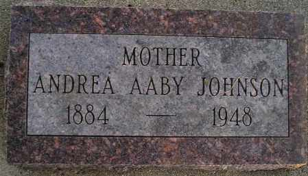 JOHNSON, ANDREA - Codington County, South Dakota | ANDREA JOHNSON - South Dakota Gravestone Photos