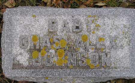 JOHNSON, CHAS. ALEX - Codington County, South Dakota | CHAS. ALEX JOHNSON - South Dakota Gravestone Photos