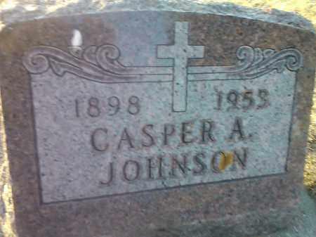 JOHNSON, CASPER A. - Codington County, South Dakota   CASPER A. JOHNSON - South Dakota Gravestone Photos