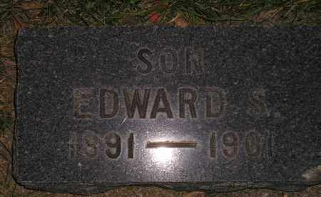JOHNSON, EDWARD S. - Codington County, South Dakota | EDWARD S. JOHNSON - South Dakota Gravestone Photos