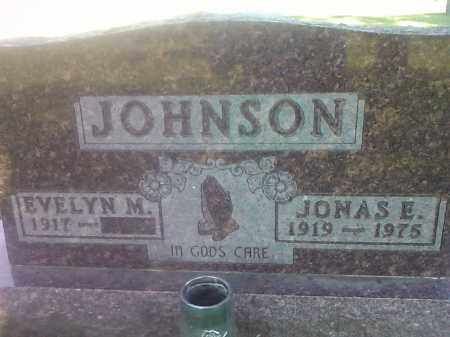 JOHNSON, JONAS E - Codington County, South Dakota | JONAS E JOHNSON - South Dakota Gravestone Photos