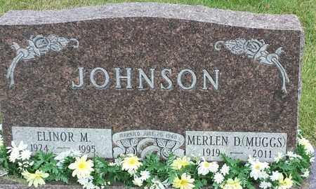 JOHNSON, ELINOR M - Codington County, South Dakota   ELINOR M JOHNSON - South Dakota Gravestone Photos