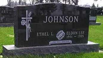 JOHNSON, ETHEL L. - Codington County, South Dakota | ETHEL L. JOHNSON - South Dakota Gravestone Photos