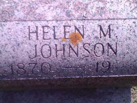 JOHNSON, HELEN M - Codington County, South Dakota | HELEN M JOHNSON - South Dakota Gravestone Photos