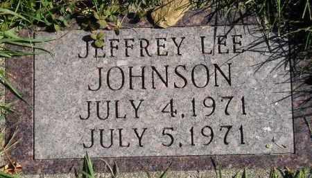 JOHNSON, JEFFREY LEE - Codington County, South Dakota | JEFFREY LEE JOHNSON - South Dakota Gravestone Photos