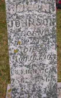JOHNSON, JOHN N - Codington County, South Dakota | JOHN N JOHNSON - South Dakota Gravestone Photos