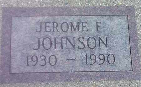 JOHNSON, JEROME E - Codington County, South Dakota | JEROME E JOHNSON - South Dakota Gravestone Photos