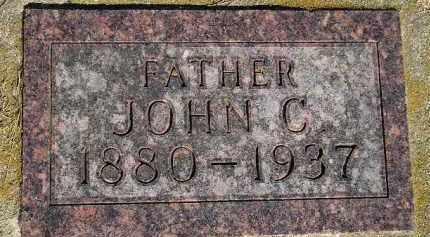 JOHNSON, JOHN C. - Codington County, South Dakota | JOHN C. JOHNSON - South Dakota Gravestone Photos
