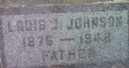JOHNSON, LOUIS J. - Codington County, South Dakota | LOUIS J. JOHNSON - South Dakota Gravestone Photos