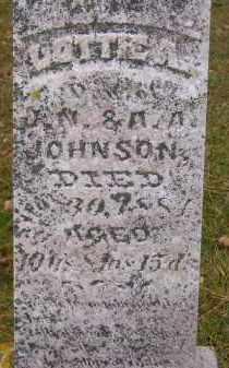 JOHNSON, LOTTIE A - Codington County, South Dakota | LOTTIE A JOHNSON - South Dakota Gravestone Photos
