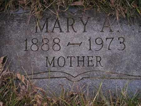 JOHNSON, MARY A. - Codington County, South Dakota   MARY A. JOHNSON - South Dakota Gravestone Photos