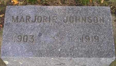 JOHNSON, MARJORIE - Codington County, South Dakota | MARJORIE JOHNSON - South Dakota Gravestone Photos