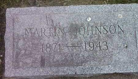 JOHNSON, MARTIN - Codington County, South Dakota | MARTIN JOHNSON - South Dakota Gravestone Photos