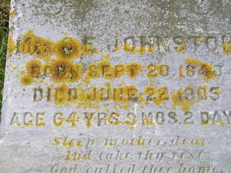 JOHNSON, MRS. S.E. - Codington County, South Dakota | MRS. S.E. JOHNSON - South Dakota Gravestone Photos