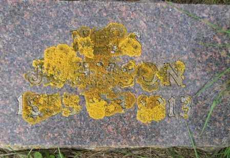 JOHNSON, NELS - Codington County, South Dakota | NELS JOHNSON - South Dakota Gravestone Photos