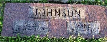 JOHNSON, NELS - Codington County, South Dakota | NELS JOHNSON - South Dakota Gravestone Photos