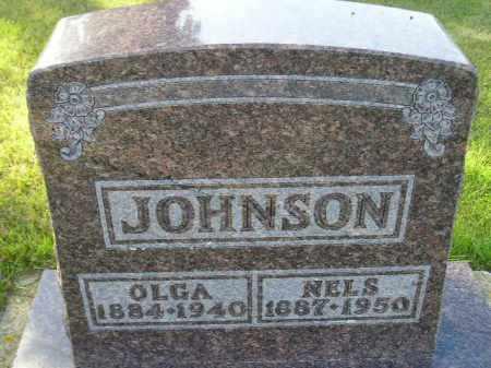 JOHNSON, OLGA CHRISTINEA - Codington County, South Dakota   OLGA CHRISTINEA JOHNSON - South Dakota Gravestone Photos