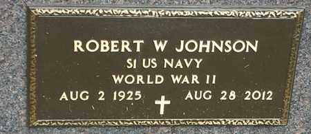 "JOHNSON, ROBERT W ""MILITARY"" - Codington County, South Dakota | ROBERT W ""MILITARY"" JOHNSON - South Dakota Gravestone Photos"