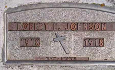 JOHNSON, ROBERT EUGENE - Codington County, South Dakota | ROBERT EUGENE JOHNSON - South Dakota Gravestone Photos