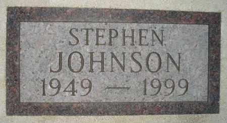 JOHNSON, STEPHEN - Codington County, South Dakota | STEPHEN JOHNSON - South Dakota Gravestone Photos