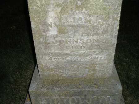 JOHNSON, WILLIAM H. - Codington County, South Dakota | WILLIAM H. JOHNSON - South Dakota Gravestone Photos