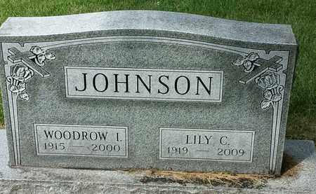JOHNSON, LILY C - Codington County, South Dakota | LILY C JOHNSON - South Dakota Gravestone Photos