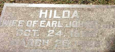 JOHNSTON, HILDA - Codington County, South Dakota | HILDA JOHNSTON - South Dakota Gravestone Photos