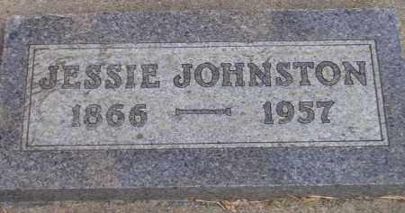 JOHNSTON, JESSIE - Codington County, South Dakota | JESSIE JOHNSTON - South Dakota Gravestone Photos