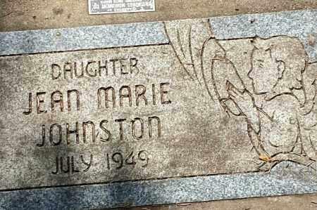 JOHNSTON, JEAN MARIE - Codington County, South Dakota   JEAN MARIE JOHNSTON - South Dakota Gravestone Photos
