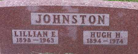 JOHNSTON, LILLIAN E - Codington County, South Dakota   LILLIAN E JOHNSTON - South Dakota Gravestone Photos