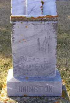 JOHNSTON, NADAB E. - Codington County, South Dakota | NADAB E. JOHNSTON - South Dakota Gravestone Photos