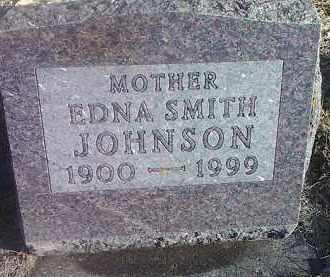 JOHNSON, EDNA - Codington County, South Dakota | EDNA JOHNSON - South Dakota Gravestone Photos