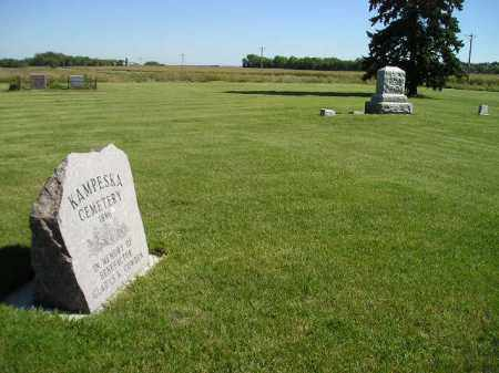 *KAMPESKA, SIGN - Codington County, South Dakota | SIGN *KAMPESKA - South Dakota Gravestone Photos