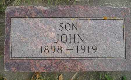 KANNAS, JOHN - Codington County, South Dakota | JOHN KANNAS - South Dakota Gravestone Photos