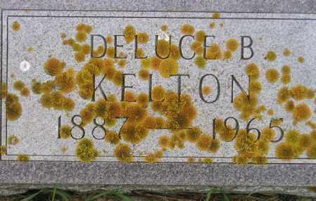 KELTON, DELUCE B. - Codington County, South Dakota | DELUCE B. KELTON - South Dakota Gravestone Photos