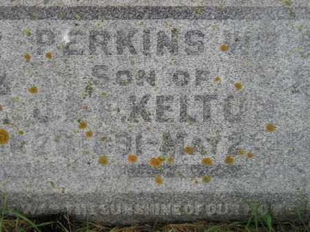 KELTON, PERKINS WILLIAM - Codington County, South Dakota | PERKINS WILLIAM KELTON - South Dakota Gravestone Photos