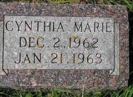 KEYES, CYNTHIA MARIE - Codington County, South Dakota   CYNTHIA MARIE KEYES - South Dakota Gravestone Photos