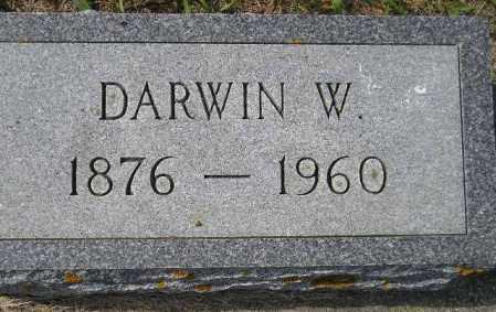 KEYES, DARWIN W. - Codington County, South Dakota | DARWIN W. KEYES - South Dakota Gravestone Photos