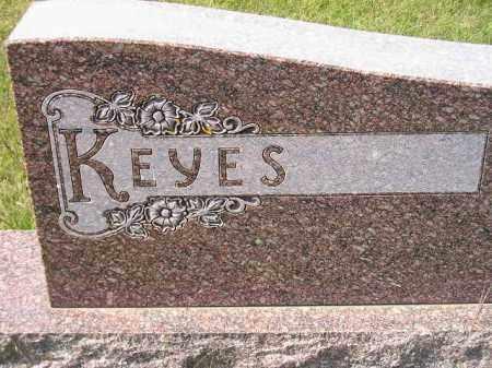 KEYES, FAMILY STONE - Codington County, South Dakota | FAMILY STONE KEYES - South Dakota Gravestone Photos